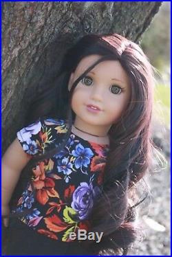 Custom American Girl Doll Brooklyn OOAK