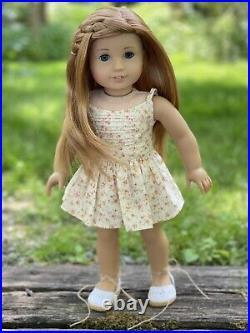 Custom Layla American Girl Asian Jess Mold Marie Grace Eyes Mia Red Hair