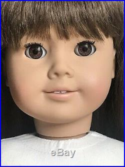 Early American Girl Samantha White Body Original Retired Pleasant Company
