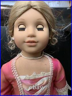 Elizabeth american girl doll
