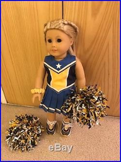 Genuine American Girl Doll Kailey 2003
