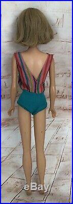 Gorgeous Ash Blonde Long Hair American Girl Barbie Doll