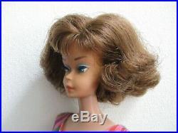 Gorgeous! HTF Vintage Side Part American Girl Barbie Doll