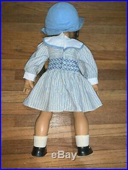 Gotz Poppe Modell 18 Romina Vinyl Doll Pre-American Girl RARE