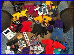 Huge Lot Of Over 50! American Girl Of Today Original 1995outfits & Accessories