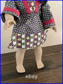 Ivy Ling Retired American Girl Doll & Accessories Bundle Perfect Condition
