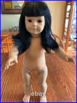 JUST LIKE YOU American Girl Asian doll Pleasant Company 749/76 no outfit