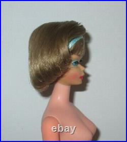 Japanese Exclusive Ash Blonde Pink Skin Side-Part American Girl on TNT Body
