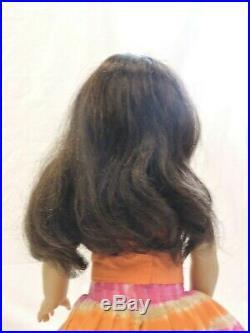 Jess american girl doll, retired girl of the year 2006. Starter set