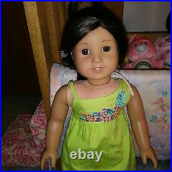 Just Like You JLY #30 Asian Pacific Islander Rare Retired American Girl Doll