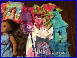 Kanani Akina American Girl Doll GOTY (retired) 2011 Plus Accessories & More