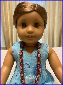Kanani American Girl Doll Great Condition Retired 2011 Girl of the Year