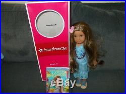 Kanani American Girl Doll of the Year 2011 In Original Dress and Shoes with Box