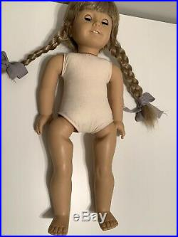 Kirsten Doll Pleasant Company Historical American Girl White Body Nude