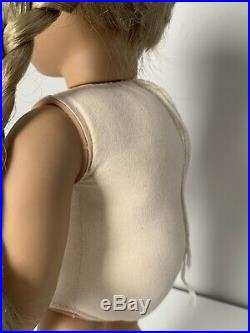 Kirsten Doll Pleasant Company White Body Tinsel Hair Good Eyes TLC American Girl