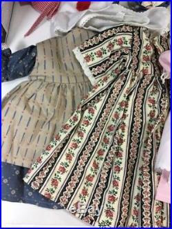 Kirsten Larson Original American Girl doll Clothing Lot Vintage Retired 1994