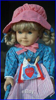 Kristen Larson American Girl Doll (Retired) Collection Everything except trunk