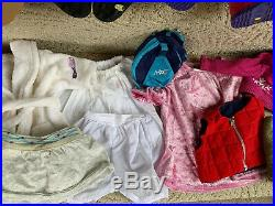 LOT OF 10 AMERICAN GIRL DOLLS & Clothes PLEASANT CO. DISCONTINUED & BONUS Dolls
