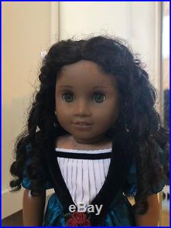 Lightly Used American Girl Doll Cecile in Perfect Condition