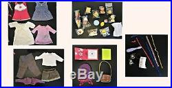 Lot Of Three American Girl Doll Lea, McKenna, & Marie Grace, Clothes