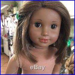 Lot of 2 American Girl dolls
