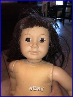 Lot of 6 Pleasant Company Dolls & pleasant company baby doll