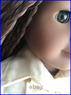 Lyra Custom American Girl Doll OOAK Brown Ombre Braided Hair Hazel Eyes Medium
