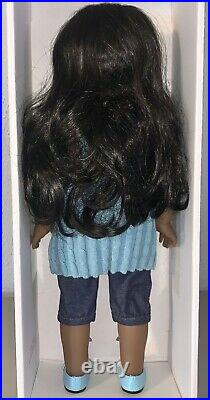 MINT American Girl Doll Sonali Girl of the Year GOTY withBox