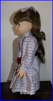 MINT Pleasant Company NEVER USED WHITE BODY Samantha American Girl Doll + Box