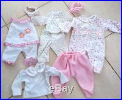 MIXED LOT American Girl Clothes Outfits Shoes Hats Hangers Accessories Dresses