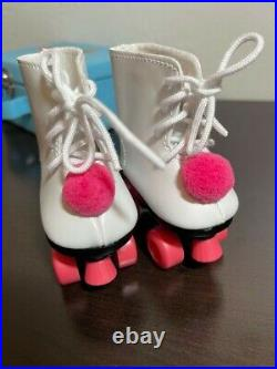Maryellen's Roller Skating Accessories Complete Set for American Girl Dolls