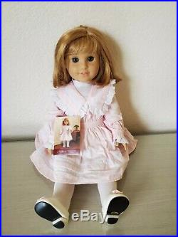 NEVER USED American Girl Samantha and Nellie Doll, Lots of Dresses & Accessories