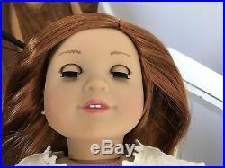 Olivia Custom Asian American Girl Doll OOAK Red Hair Green Eyes Create Your Own