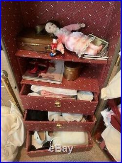 Original American Girl Doll Samantha Lot