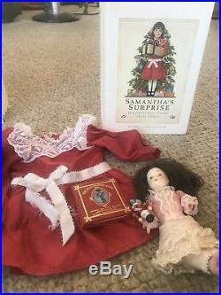 Original Pleasant Company, Pre-Mattel American Girl Set Samantha Parkington
