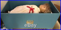 Original Retired American Girl Doll Pleasant Co. Trunk/bed/clothes. Kirsten