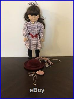 Original Set of 6 American Girl Dolls by Pleasant Company, Gently Used