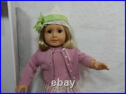 Pleasant American Girl Doll Kit + Extra Outfit. Box