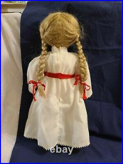 Pleasant Company AG Kirsten DOLL White Body With Dress & Accessories