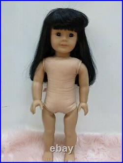 Pleasant Company American Girl Asian Just Like You 4 JLY #4 Doll