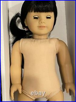 Pleasant Company American Girl Asian Just Like You 4 JLY #4 Doll New Head