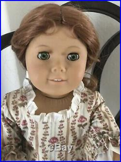 Pleasant Company American Girl Doll Felicity- Excellent Used Condition