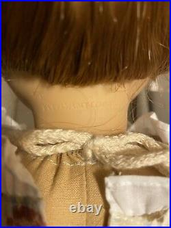 Pleasant Company American Girl Doll Felicity. Never played- Excellent Condition