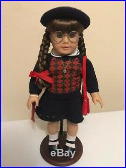 Pleasant Company American Girl Doll Molly AND Accessories