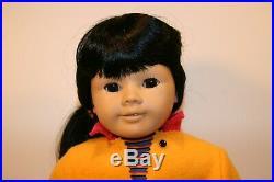 Pleasant Company American Girl Doll Of Today Asian #4 Black Hair Dark Brown Eyes