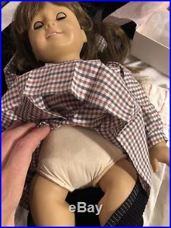 Pleasant Company American Girl Doll Samantha LOT Bed Desk ARCHIVED Collectible