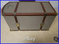 Pleasant Company American Girl Doll Samanthas Trunk / Storage Carrying Case