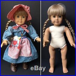 Pleasant Company American Girl Doll WHITE BODY Kirsten Read description