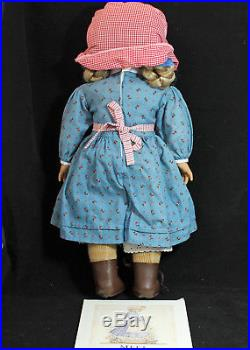Pleasant Company American Girl Kirsten Doll Mint with Book