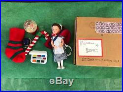 Pleasant Company American Girl Molly doll and clothes and accessories lot